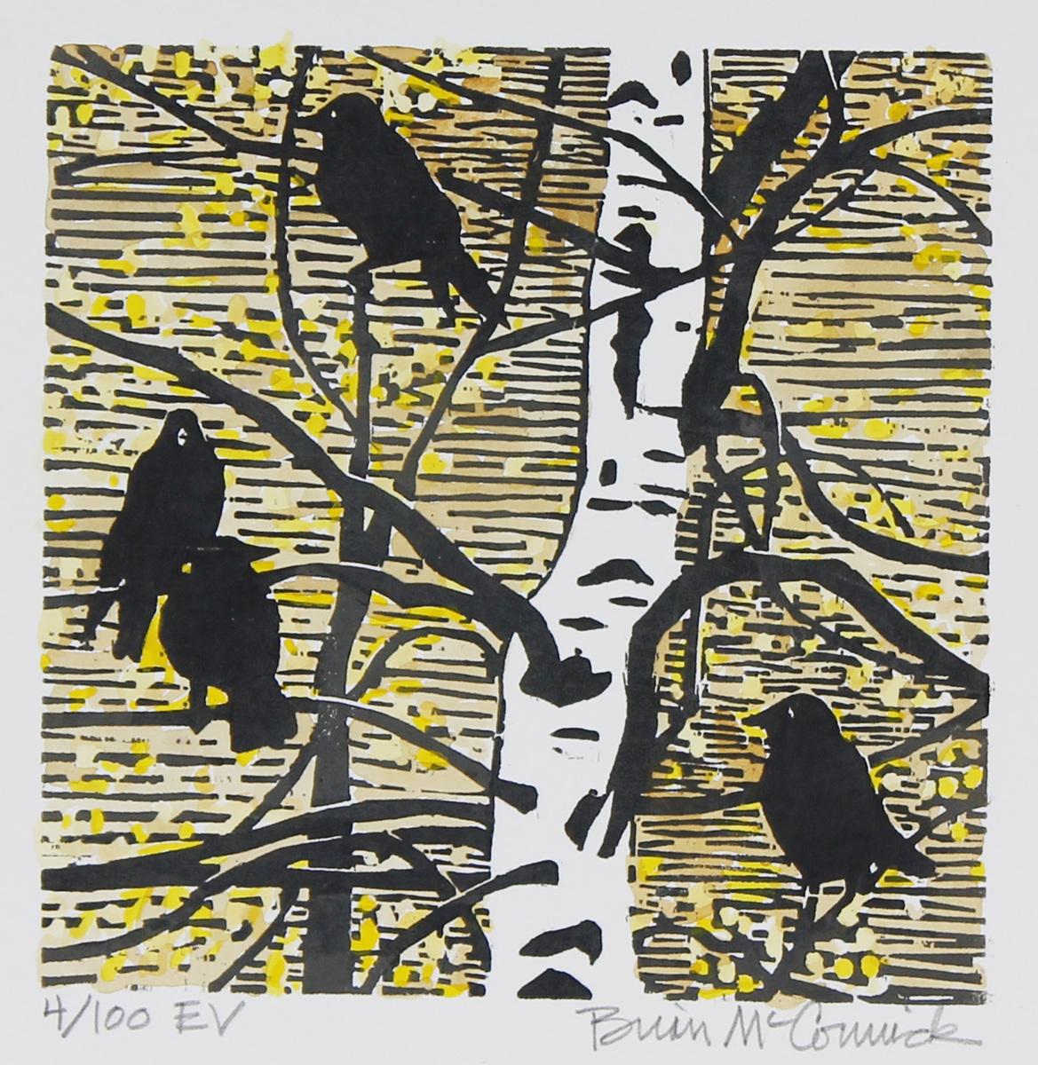 Four Crows, 4/100 EV (large view)