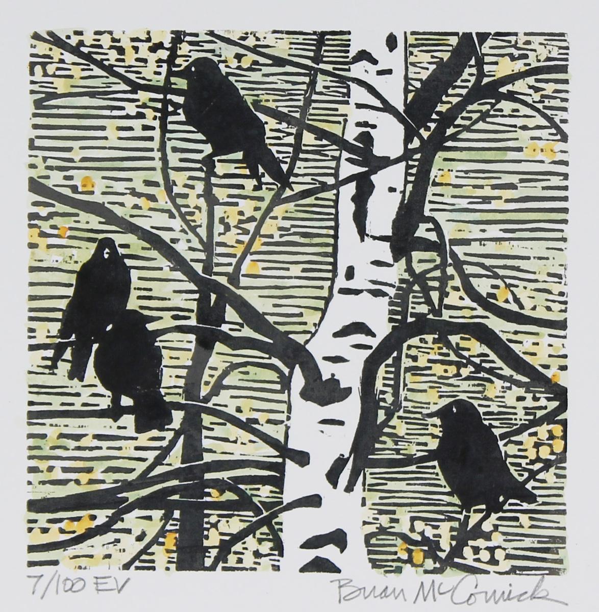 Four Crows, 7/100 EV (large view)