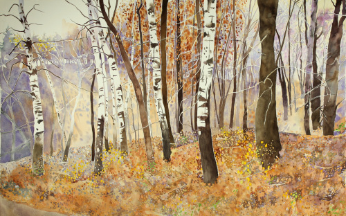 When October Goes by Brian McCormick