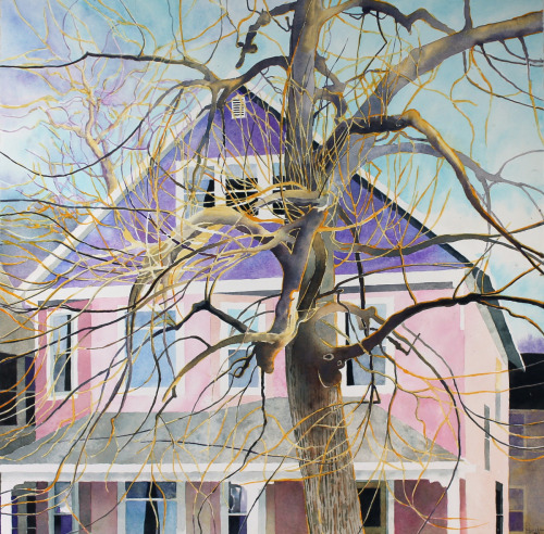 East Side Tree