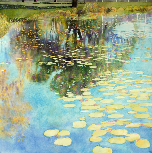 Oak Reflected by Brian McCormick