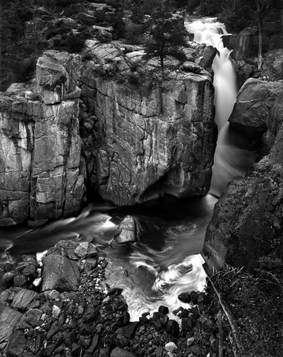 Shell Falls by Brice Harbert Photography
