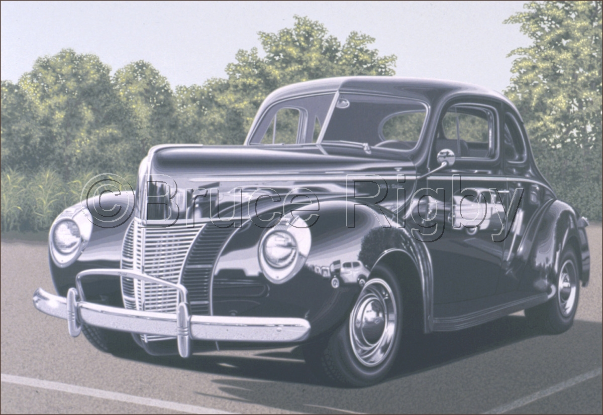 Forty Ford Deluxe (large view)