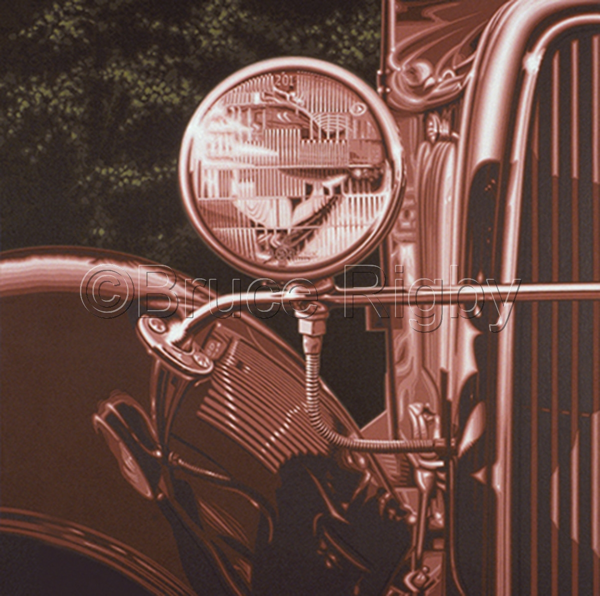 32 Ford - print (large view)