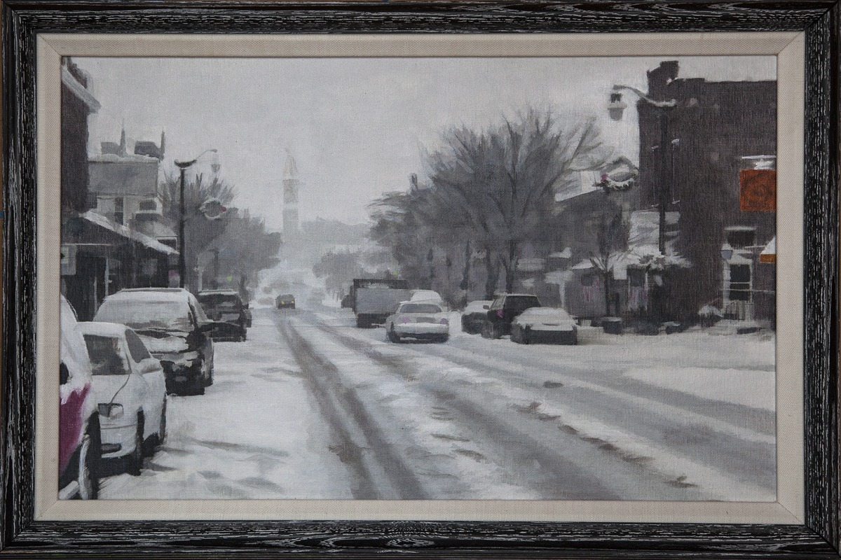 Cedarburg - Winter (large view)