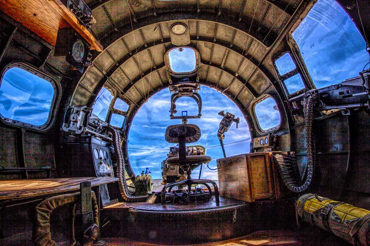 B17 Bombardier (large view)