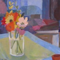 Flowers in a Glass (thumbnail)