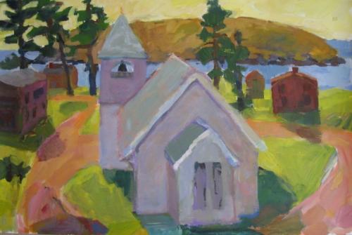 The Church on Monhegan