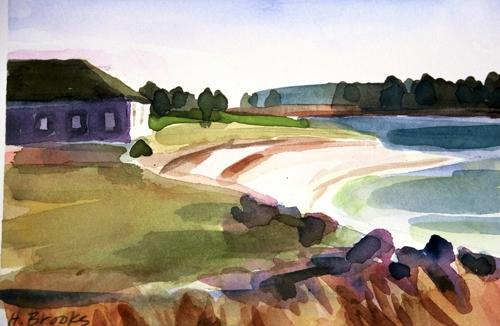 Sand Beach Islesford