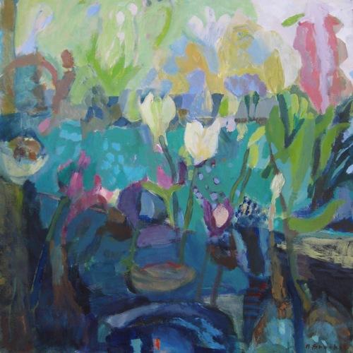 Abstracted Garden