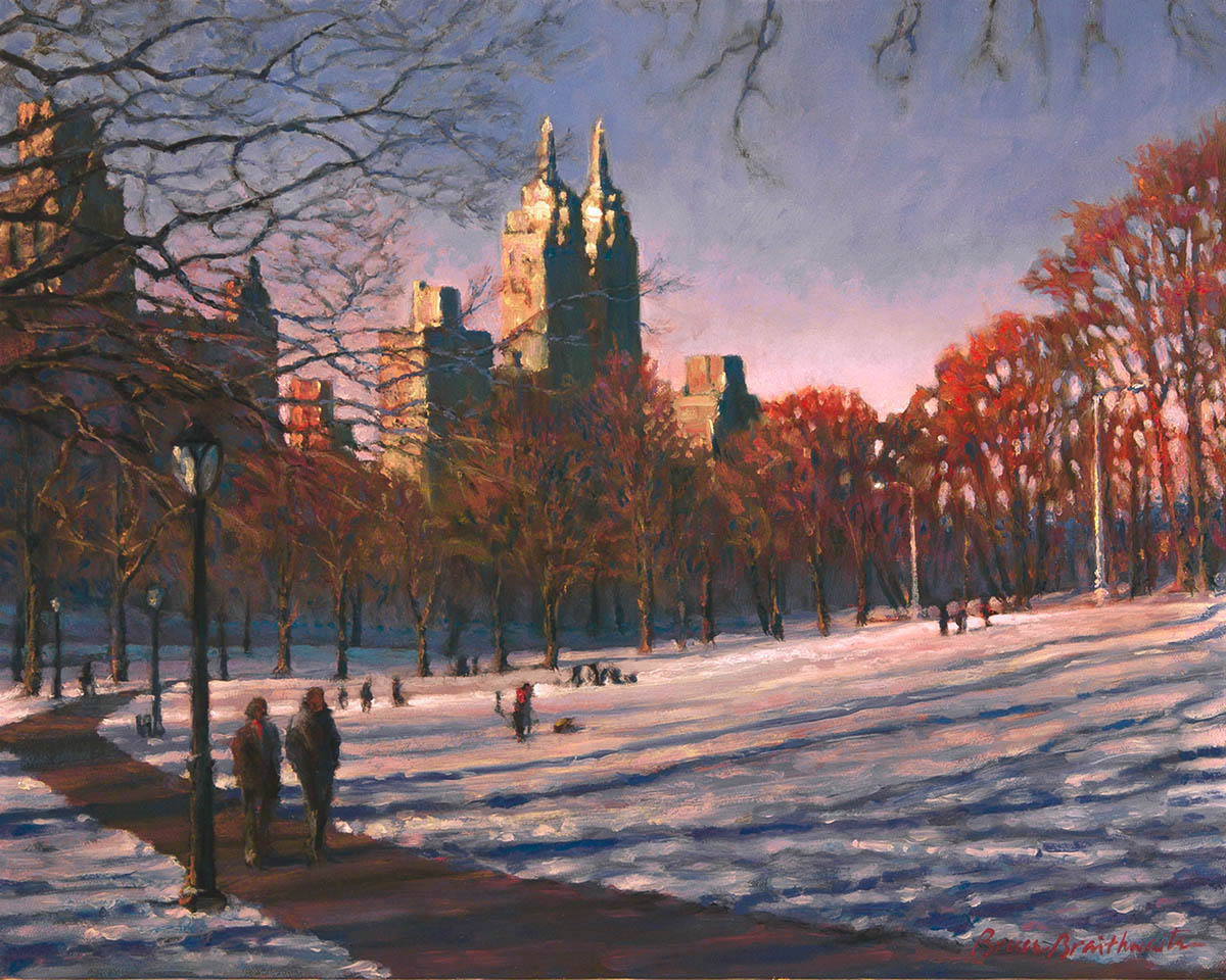Central Park in February (large view)