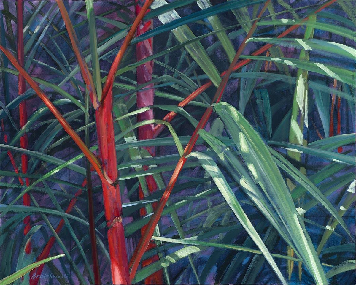 #524 Lipstick Palm (large view)