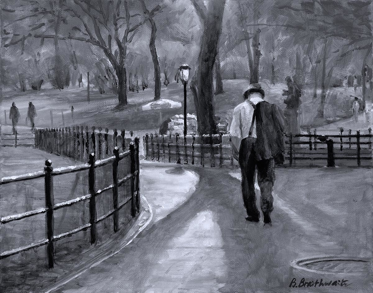 Central Park Stroll (large view)