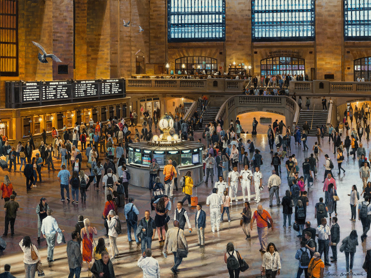Grand Central - Five (large view)
