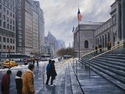 Fifth Avenue from the Met (thumbnail)