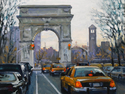 Washington Square Arch (thumbnail)