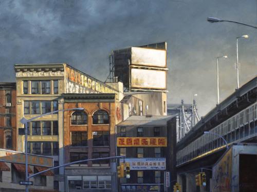 Chinatown by Bruce Braithwaite