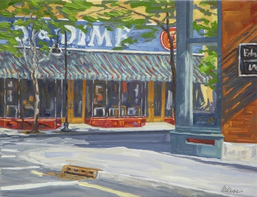 Five & Dime, Lambertville by Bryan Oliver