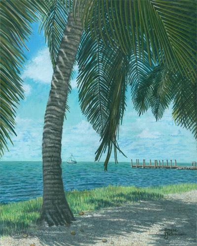 Under Palm Shadows