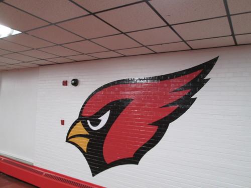 Senior Hallway Cardinal 2