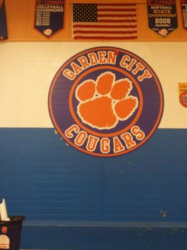Main Garden City Gym Logo