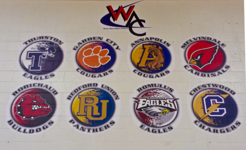 New Conference Logos