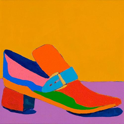 Shoe No 4