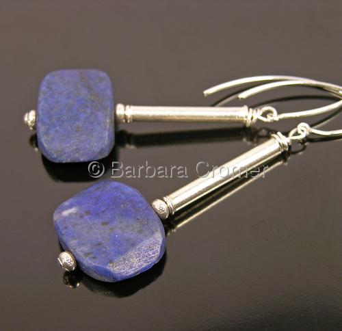 Lapis lazuli + Thai tubes