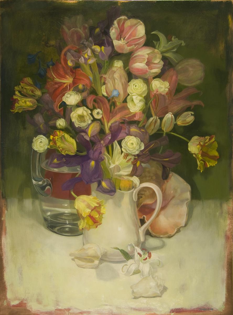 Iris Bouquet (large view)
