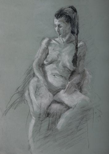 Figure Study, Marsha (large view)