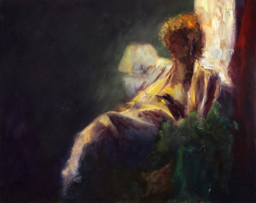 Sitting Figure (large view)