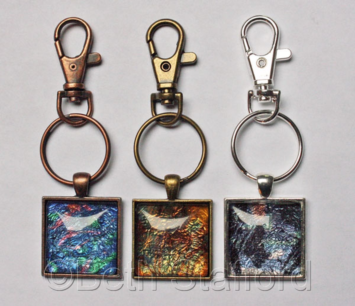 Key Rings by PiCassieO (large view)