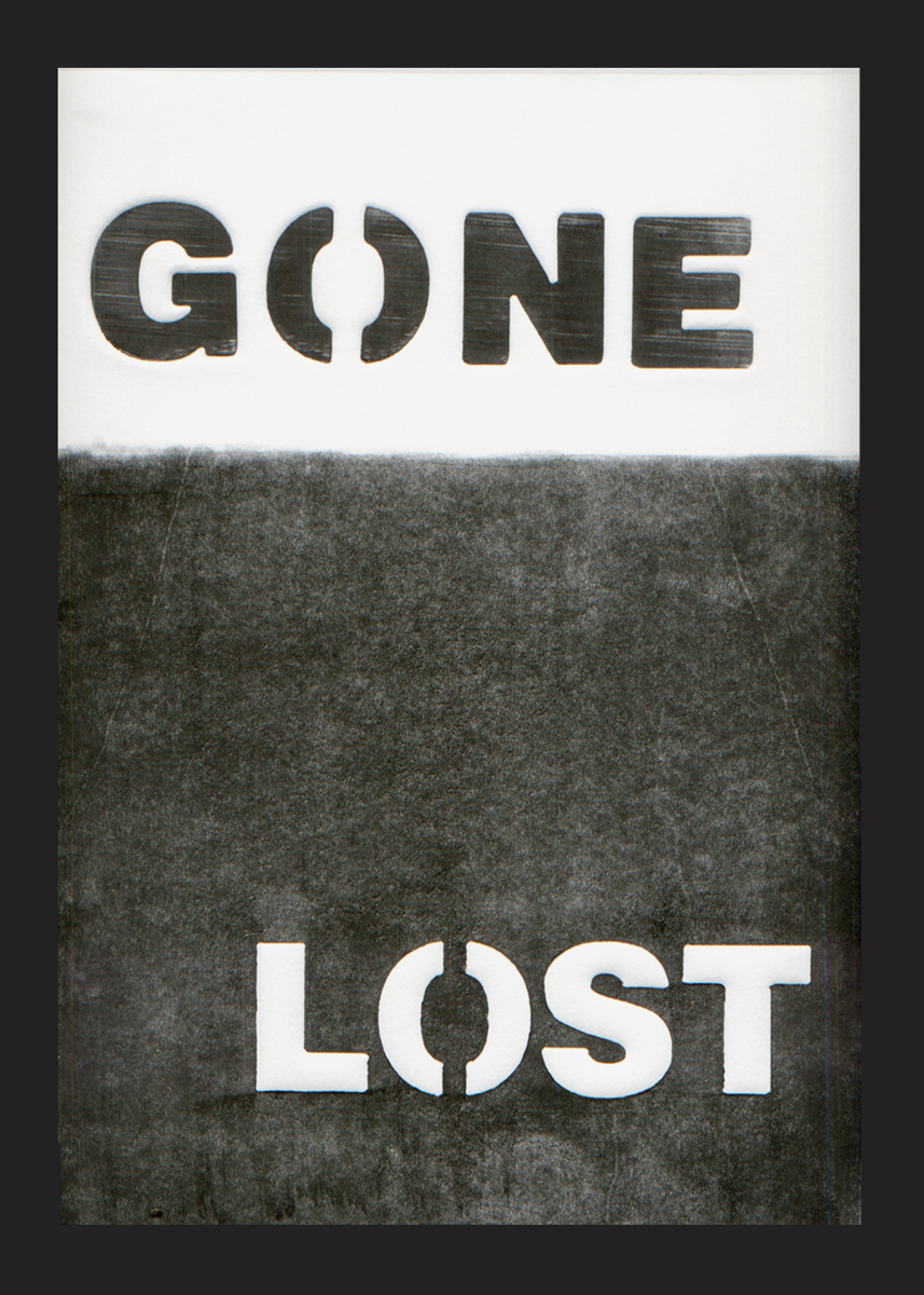 Gone/Lost (large view)