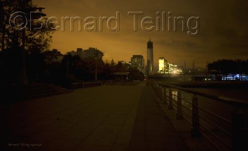 Freedom in the dark by Bernard Teiling