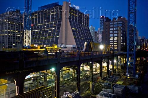 Work-in-Progress in Manhattan