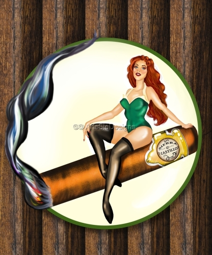 Cigar Sally