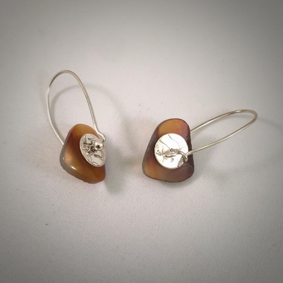 Stone Series Earrings#3 (large view)