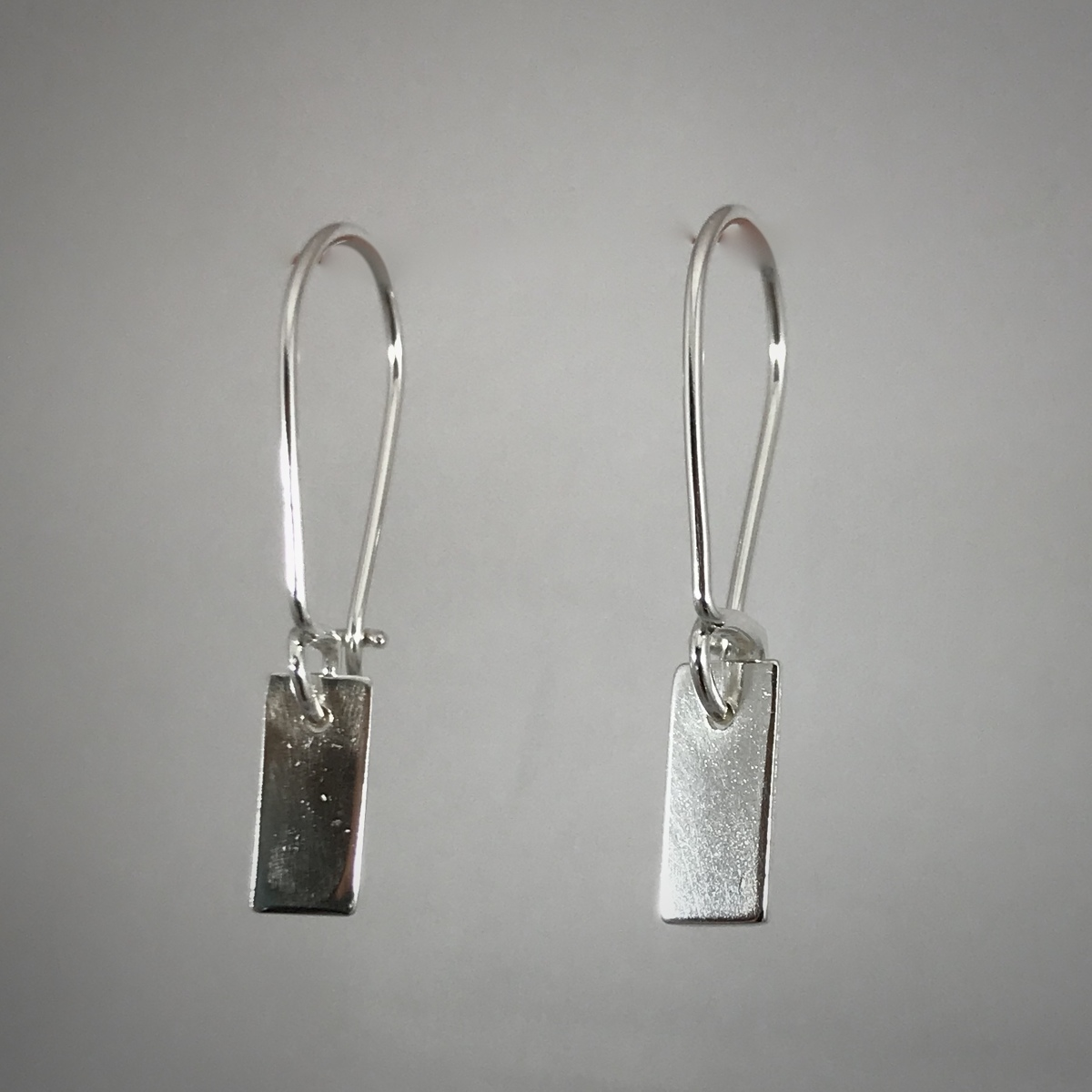Every Day Silver Earrings #2 (large view)