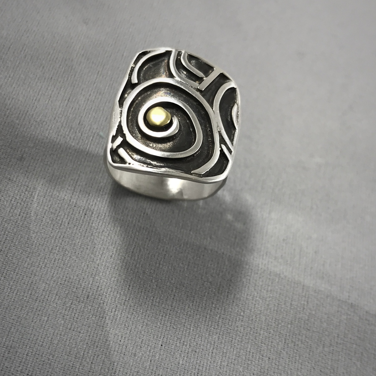 Tribal Statement Ring #1 (large view)