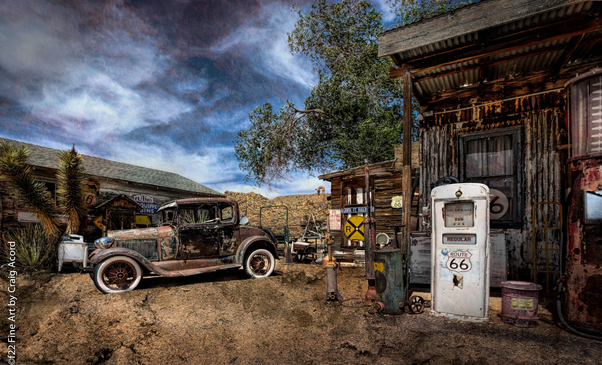 Route 66 #2 (large view)