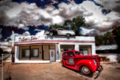 Route 66 #7
