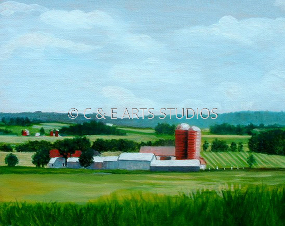 Pennsylvania Landscape (large view)