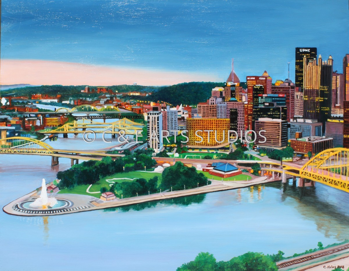 Pittsburgh PA Commission (large view)