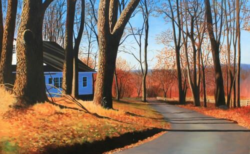 N.C.Wyeth Lane Studio
