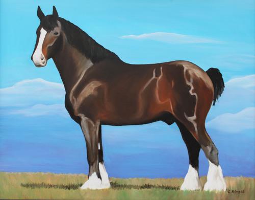 Stallion by C & E ARTS STUDIOS