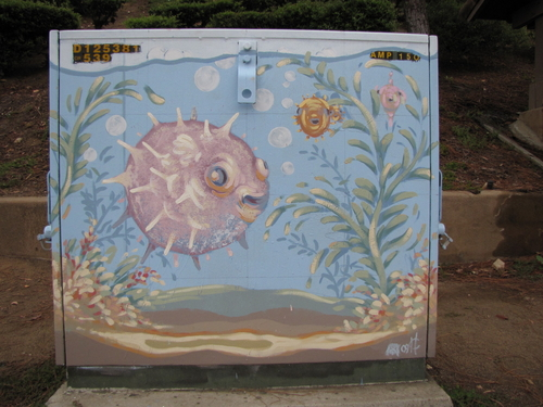 Aquarium Side 1