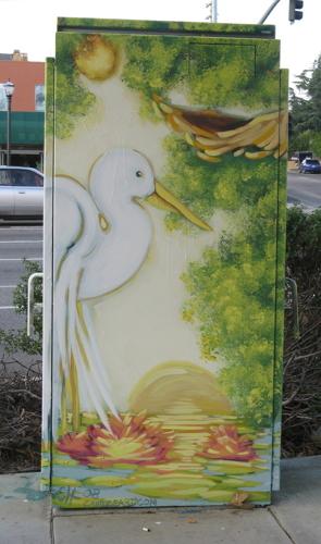 Egret Side 2