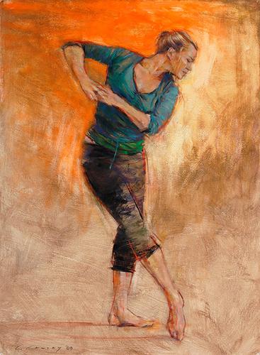Lineage Dance Series 1, No. 1 (Michelle)