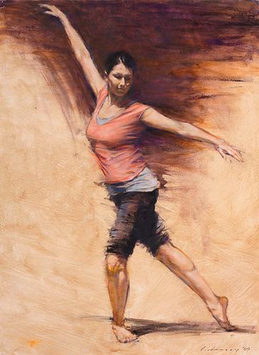 Lineage Dance Series 1, No. 2 (Danielle)