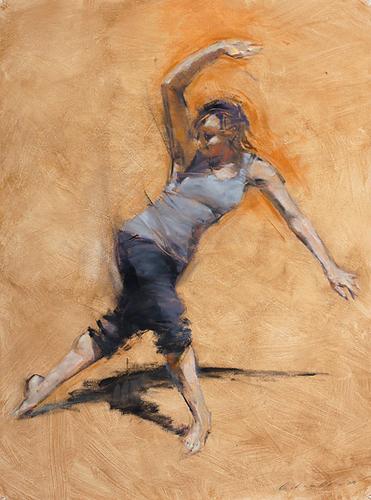 Lineage Dance Series 1, No. 4 (Teya)